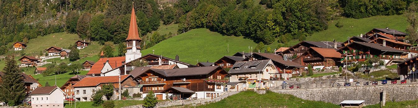H.R.Giger Museum in der französischen Schweiz