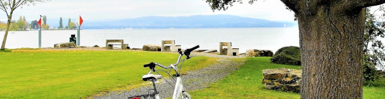 Fahrradtour Bodensee-letzte Vorbereitung